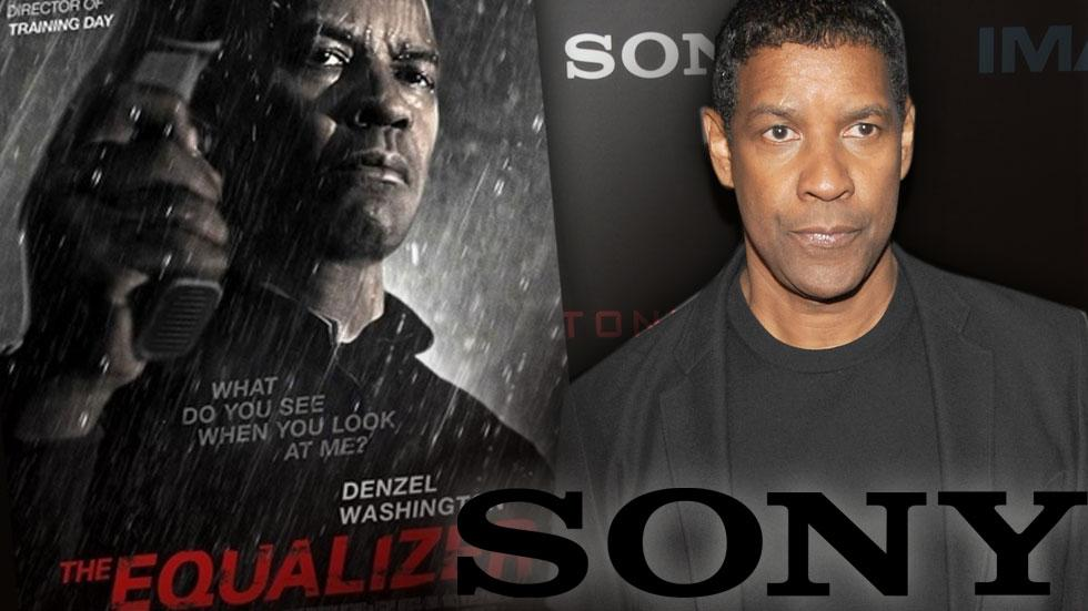 //denzel washington equalizer sony scandal