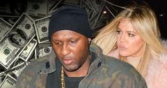 Khloe Kardashian Lamar Odom Money Problems
