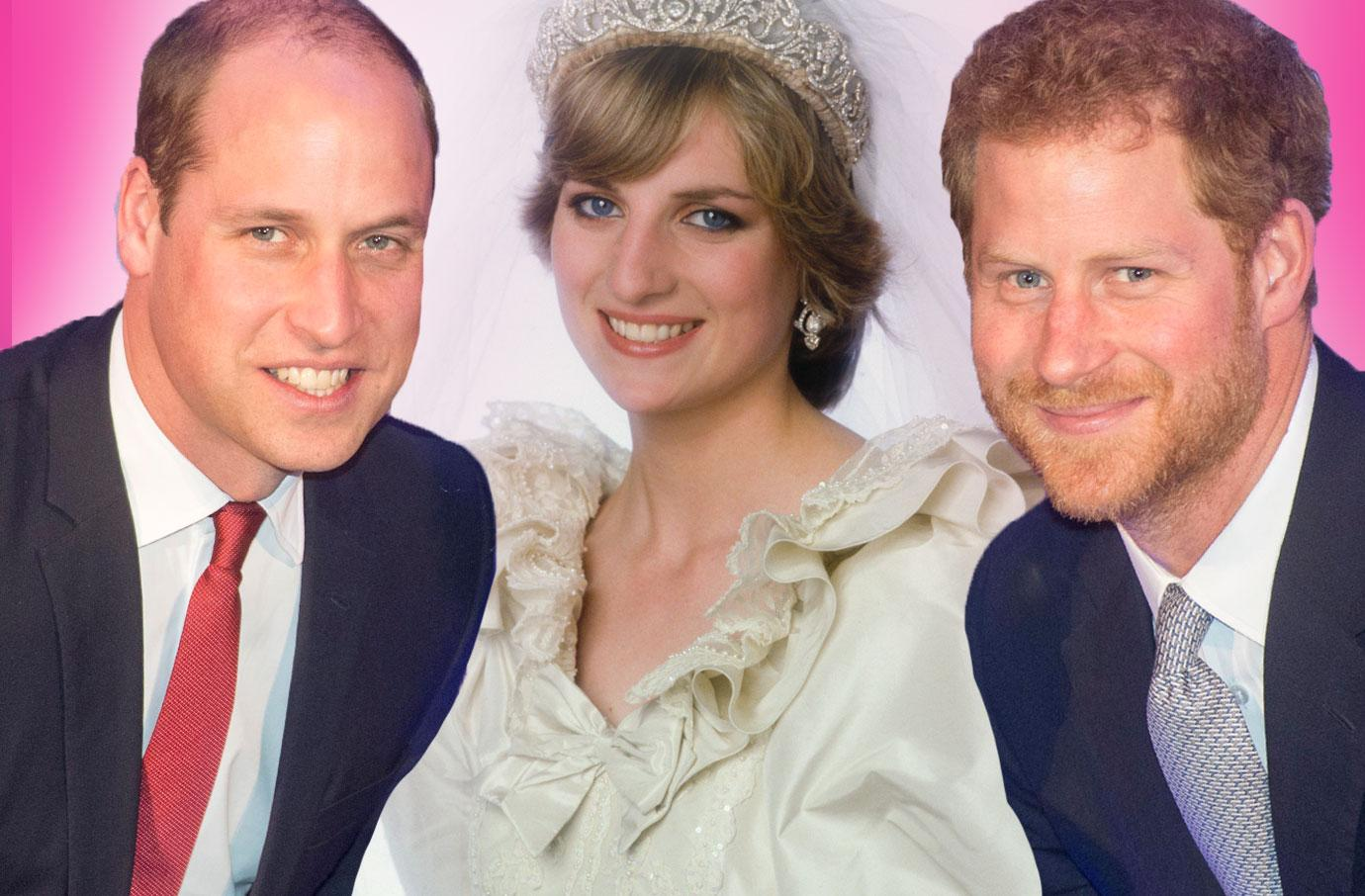 Prince William And Harry Documentary Remember Diana Death Anniversary