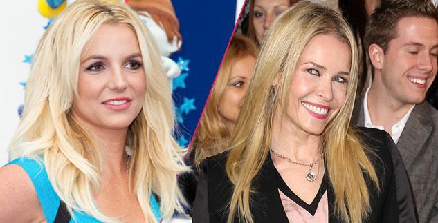 Britney Spears chelsea handler