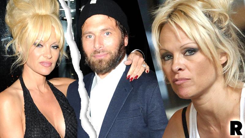 Pamela Anderson Files Divorce