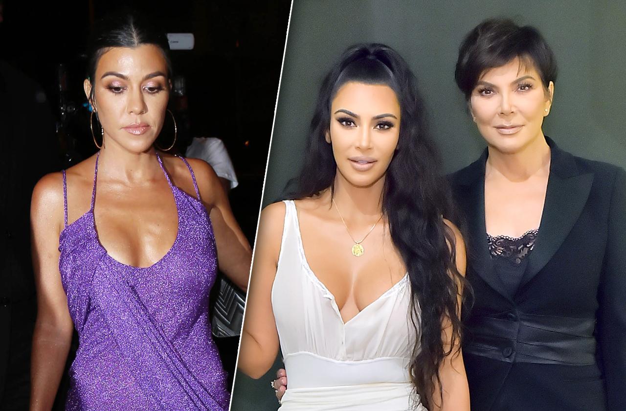 Kourtney Kardashian Moving Away