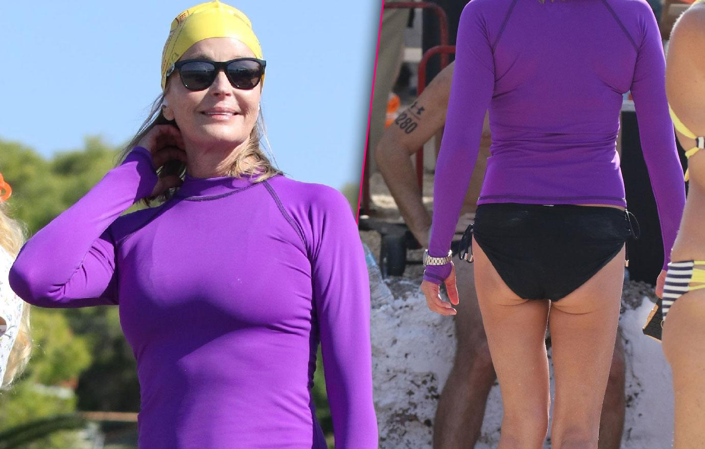 //bo derek looks sexy at sixty swimsuit body pp