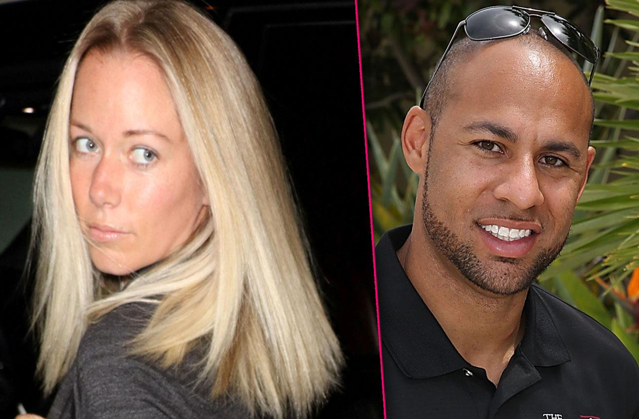 //Kendra Wilkinson Hank Baskett Split Good Dad Without Her PP