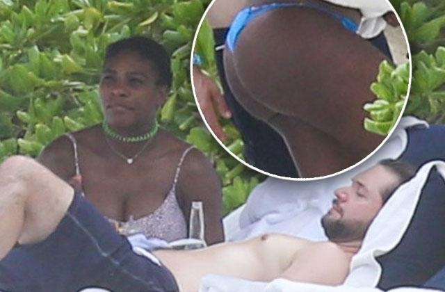 Serena Williams and Alexis Ohanian Mexico Getaway