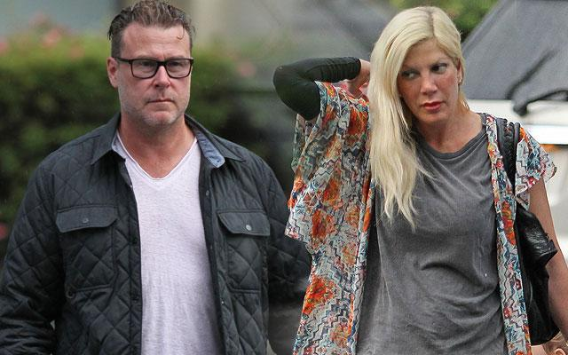 //tori spelling dean mcdermott marriage shambles hospitalization