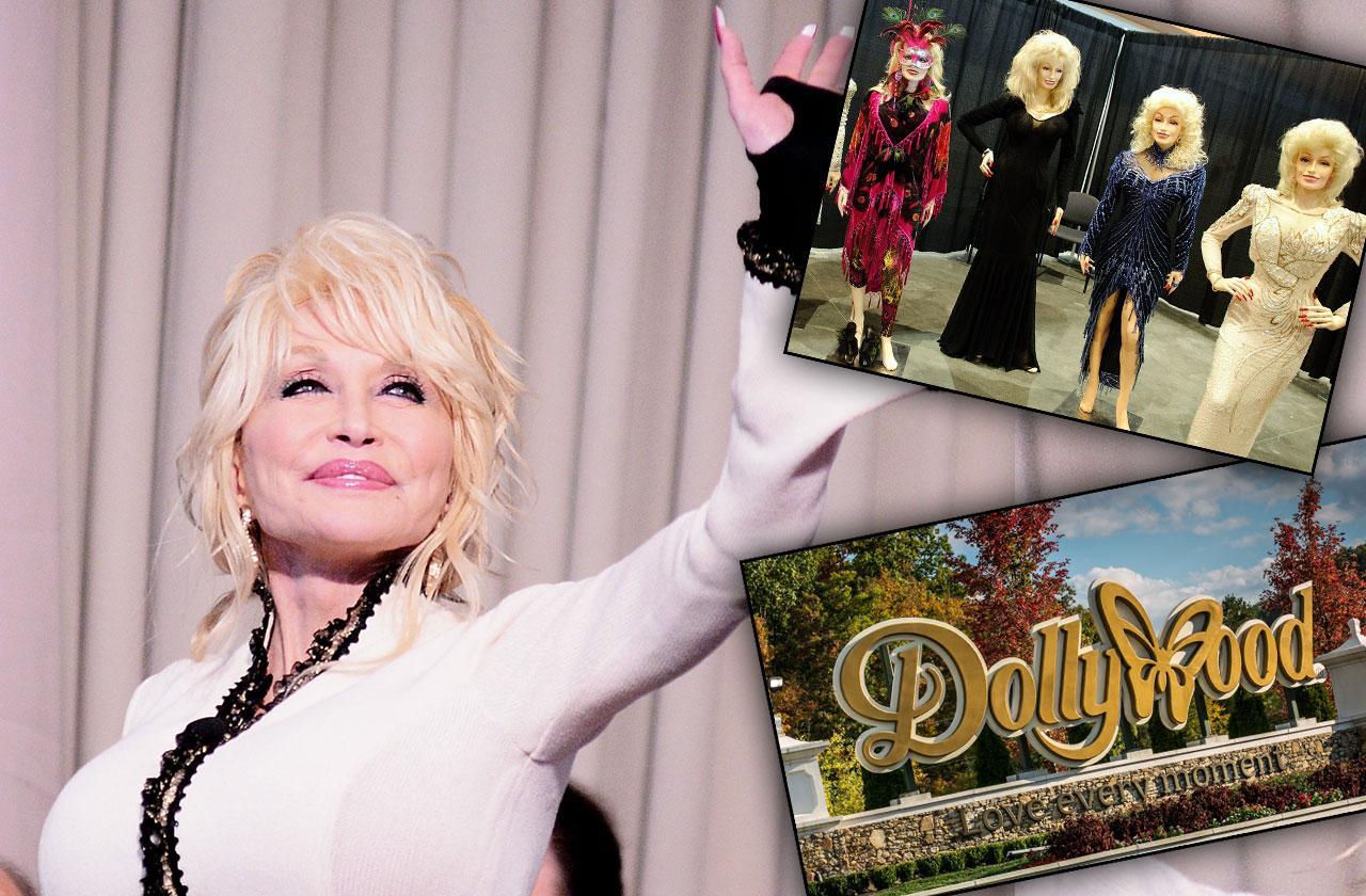 Dolly Parton Dollywood Souvenirs