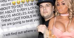 blac chyna paternity scandal rob kardashian threat pilot jones