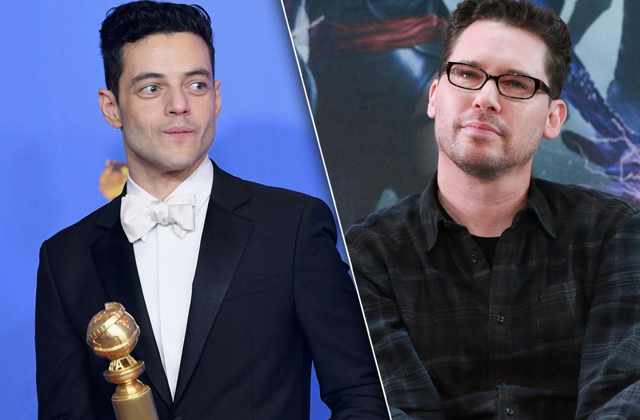 Rami Malek Leaves Bryan Singer Out Golden Globes Speech Feud