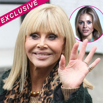 //britt ekland bond plastic surgery