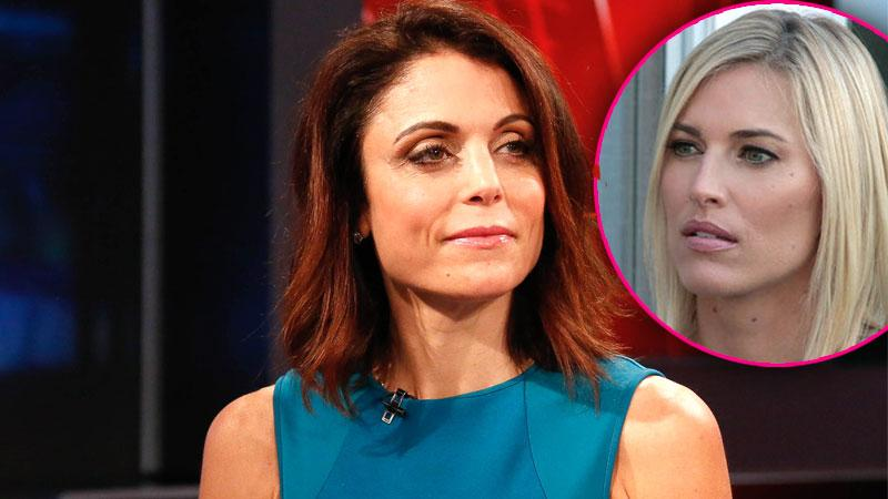 Bethenny Frankel Kristen Taekman 'Real Housewives Of New York'