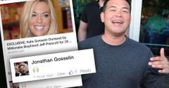 Kate Gosselin Dumped Jon Gosselin Response
