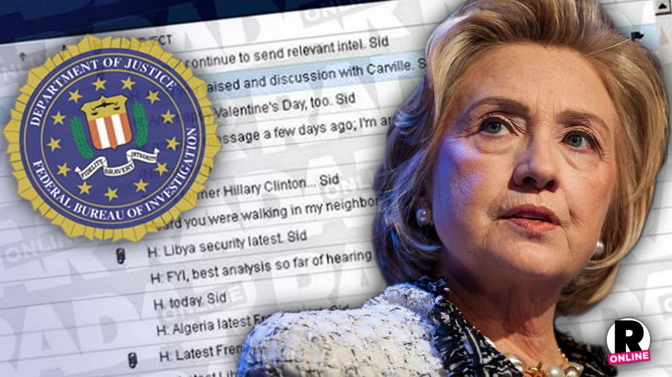 Hillary Clinton Hacked Email Server Unreleased FBI