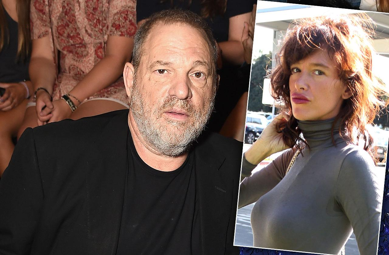 Harvey Weinstein Raped Paz De La Huerta Twice