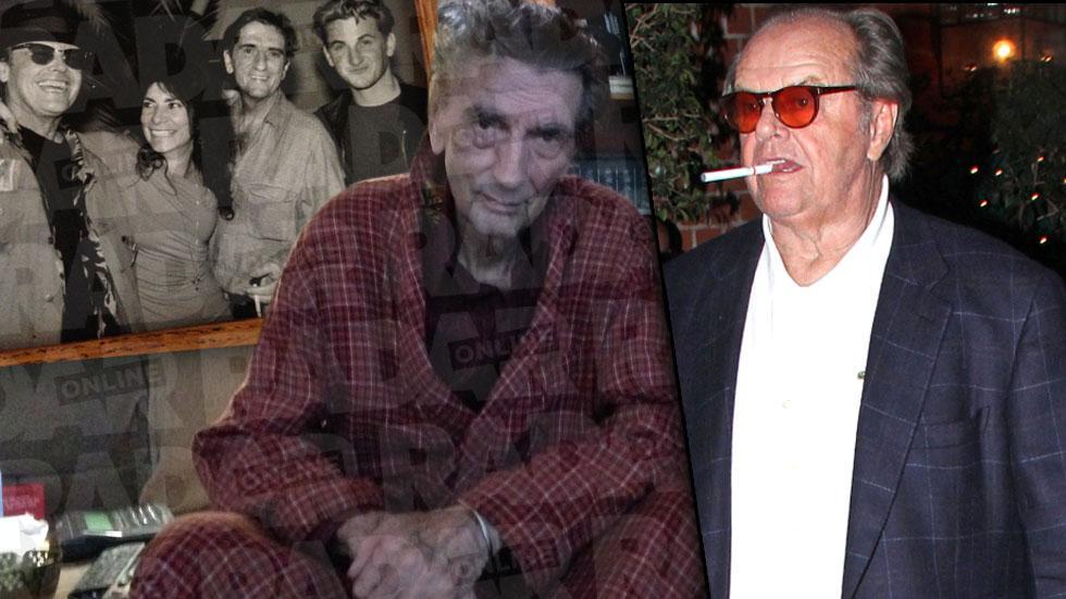 Jack Nicholson Harry Dean Stanton Last Days