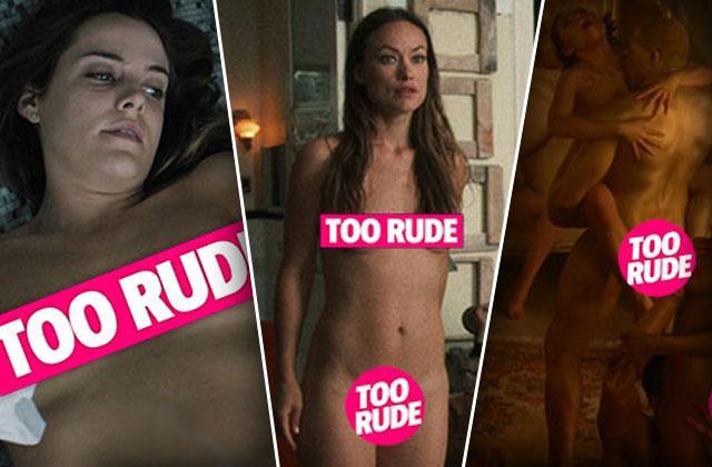 Best Nude Scenes 2016