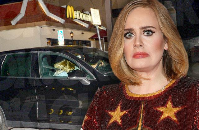 Adele McDonalds Fat Photos