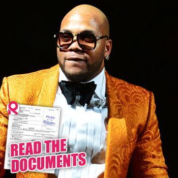 Rapper Flo Rida's Pending Bankruptcy