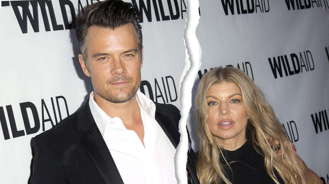 It's Official! Fergie & Josh Duhamel Finalize Their Divorce Over 2 Years After Separation