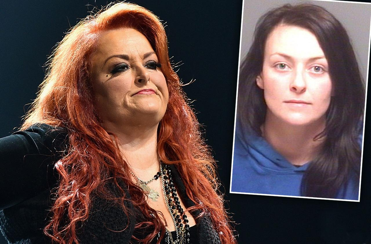 wynonna judd daughter grace kelley sentence prison drug rehab meth charges