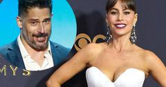 //Sofia Vergara Joe Manganiello Emmys pp