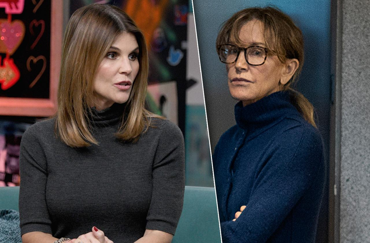 lori loughlin felicity Huffman college admission scandal parents rejected students lawsuit