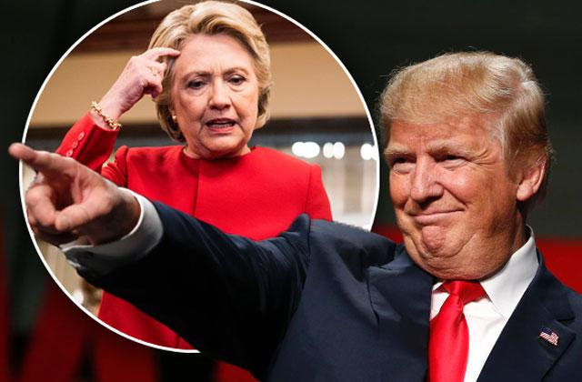 hillary clinton donald trump election betrayed family endorses billionaire