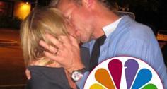 //hansen kissing nbc