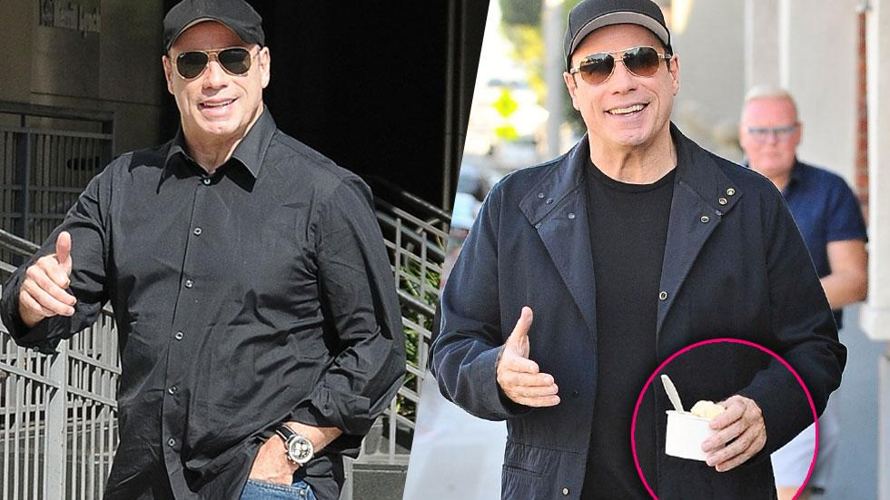 John Travolta No Wedding Ring