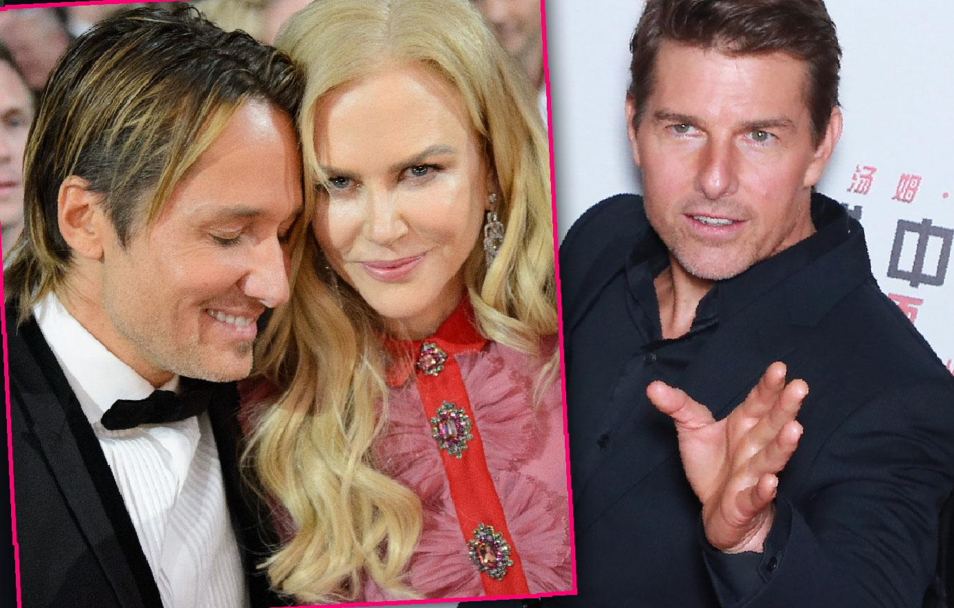 Nicole Kidman Reveals Tom Cruise Split Left Her Lonely