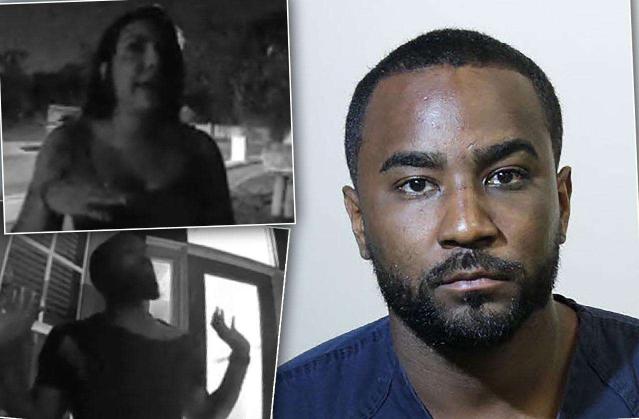 Bobbi Kristina Nick Gordon Girlfriend Laura Leal Battery Arrest Drinking Sex Violence