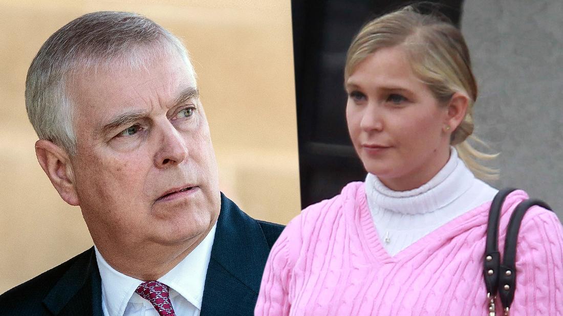 Prince Andrew Alleged Victim Virginia Roberts Slams Him