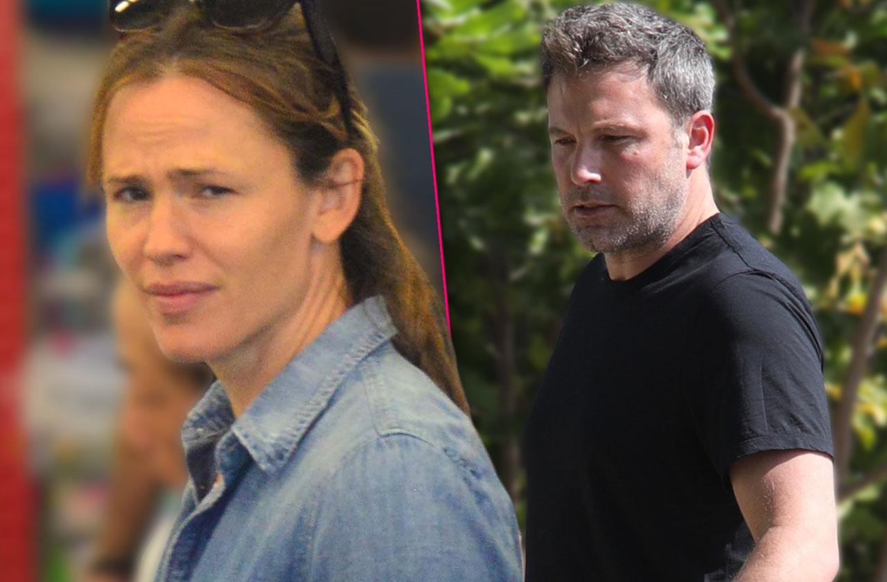 Ben Affleck & Jennifer Garner Family Therapy Sessions