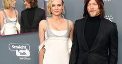 Diane Kruger Norman Reedus Couple Debut