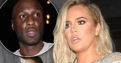 Khloe Kardashian 'Disgusted' By Ex Lamar Odom Tell-All Book