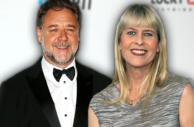 Russell Crowe & Terri Irwin Marriage