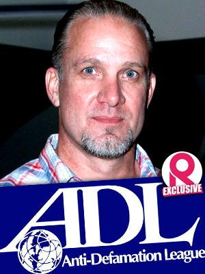//jesse james adl anti defamation league speaks out tall