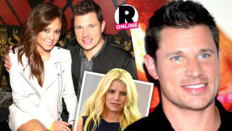 //nick lachey soundtrack of my life jessica simpson interview pp sl