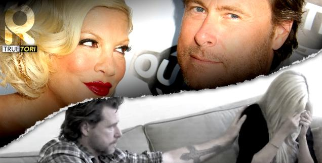 // reasons why tori spelling dean mcdermott might have faked the cheating scandal to land a reality tv show  wide