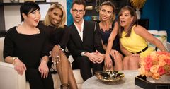 //Fashion Police Ratings Cast War