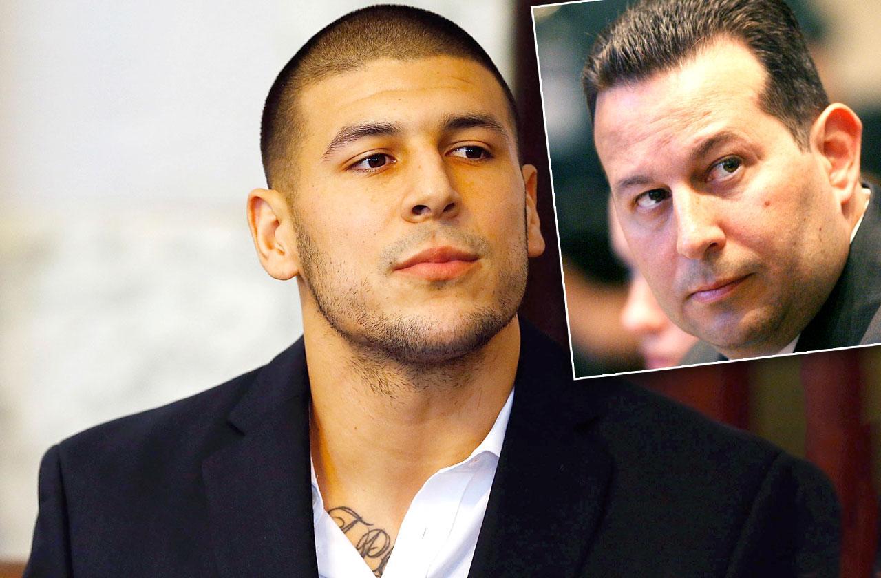//Aaron Hernandez Gay Suicide Attorney Interview pp