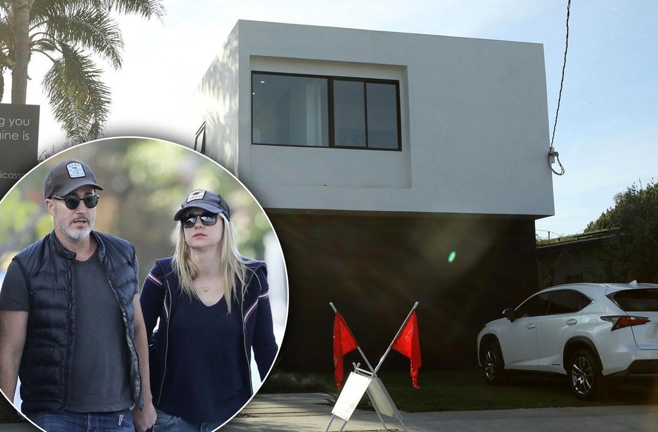Anna Faris Boyfriend Michael Barrett house hunt