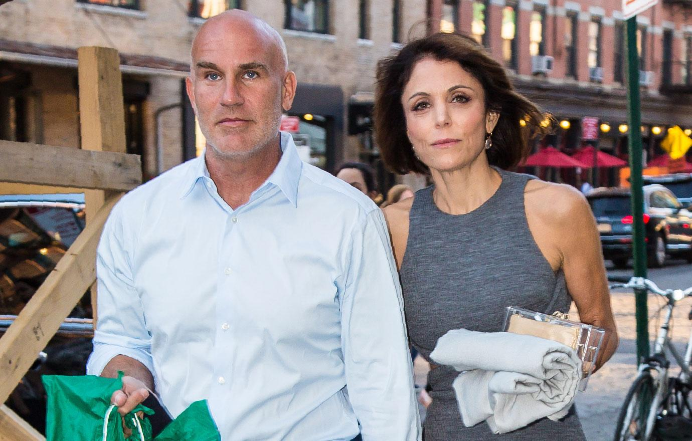 Bethenny Frankel's Relationship With Dennis Shields Was Unstable