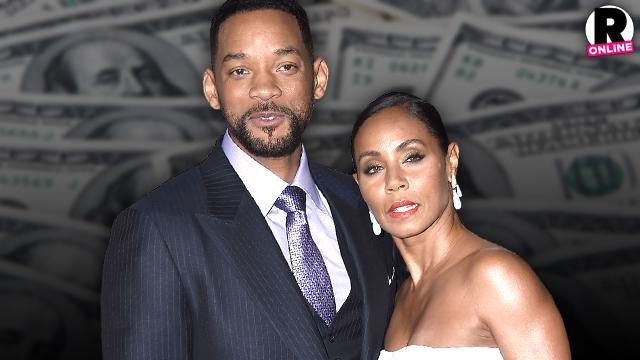 Will Smith Jada Pinkett Smith Divorce $240 Million Decided Pull Plug