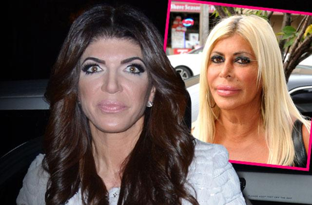 //big ang mob wives teresa giudice book launch pp