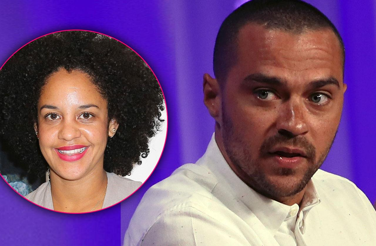 Jesse Williams Custody Battle Wife