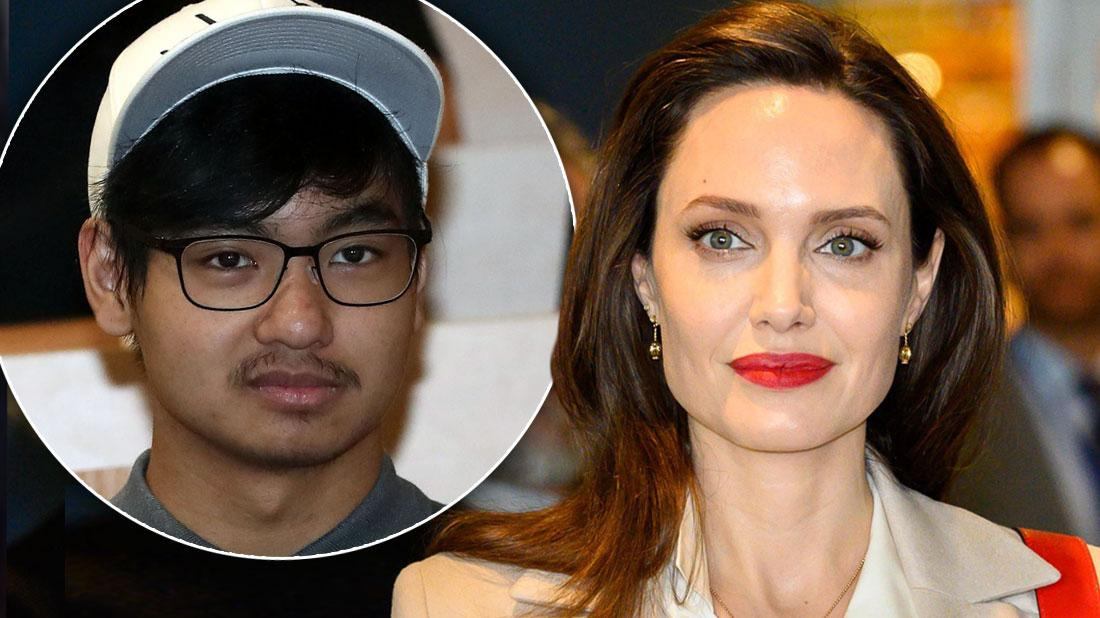 Angelina Looking For Love After Maddox Leaves For College: 'There's A Huge Hole In Her Life'