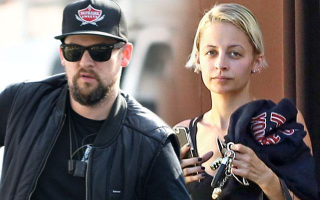 Nicole Richie Joel Madden Marriage Crumble