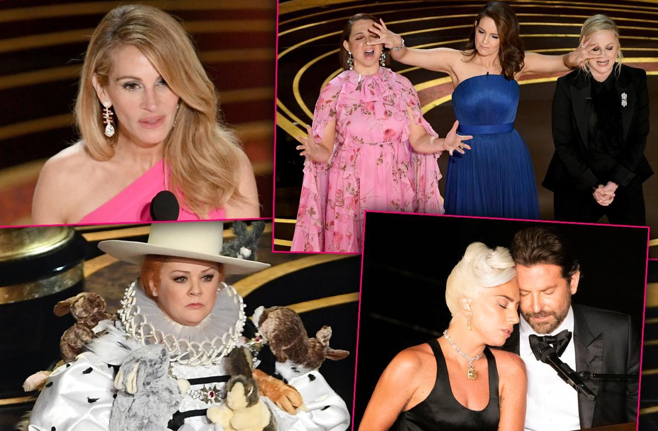 Oscars Academy Awards Most Shocking Moments 2019