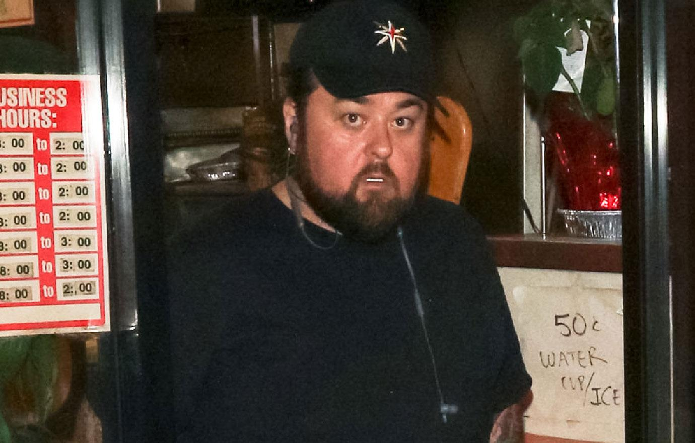 Pawn Stars Chumlee Is Engaged Has Lost More Than 100 Pounds
